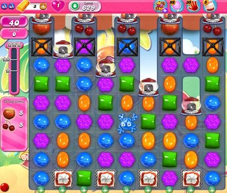 Candy Crush Saga 629