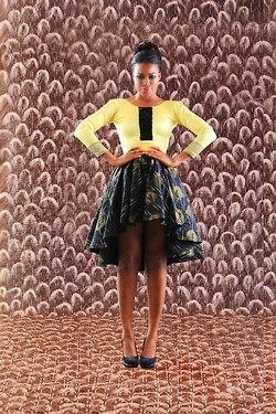 Duaba Serwa best african fashion designer