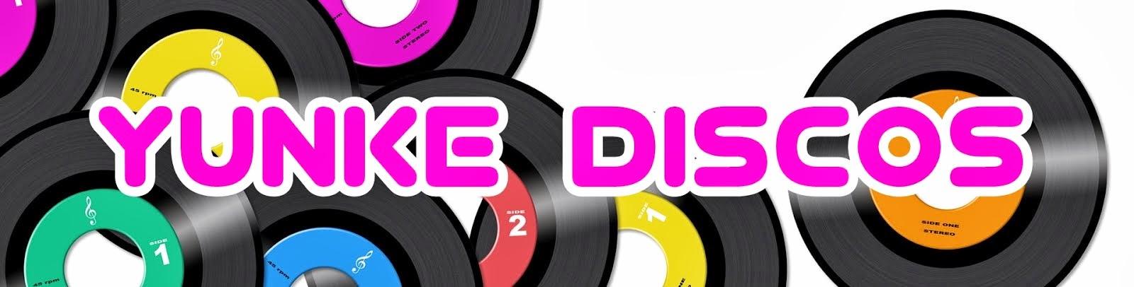 Compra y venta de música Madrid │ YUNKE Discos