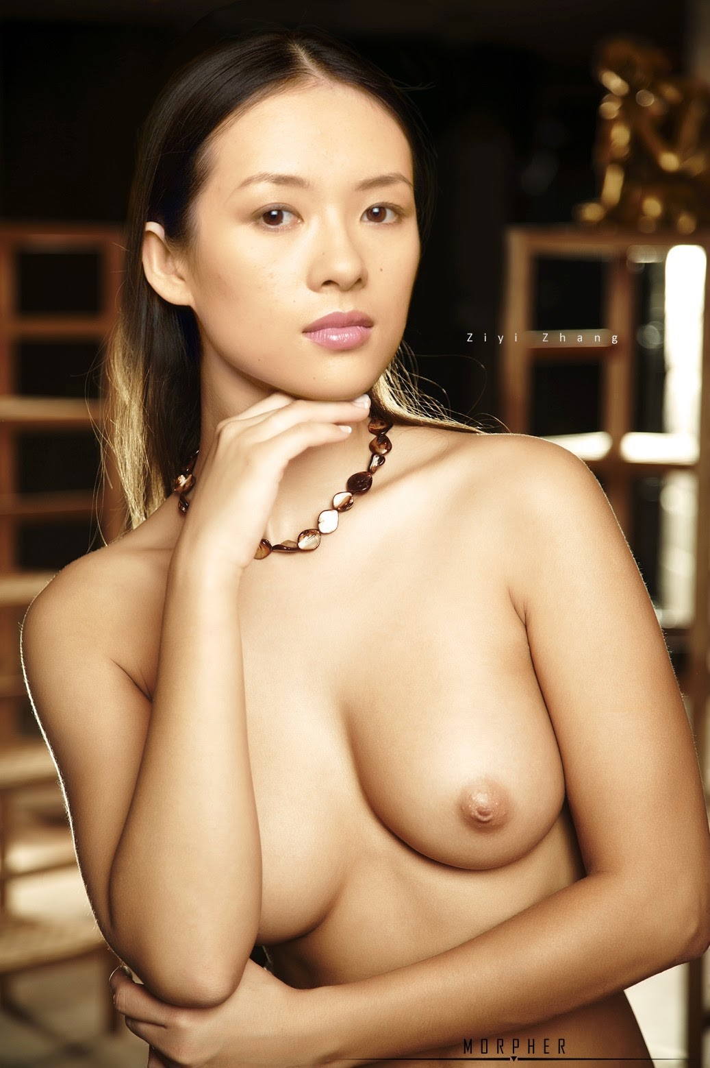 China actress nude