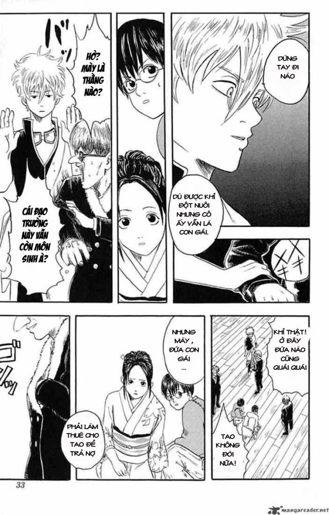 Gintama Chap 1 - Trang 29