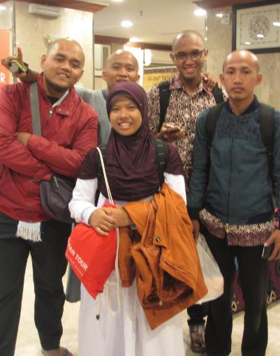 Travel Umroh Jakarta Pusat 2014