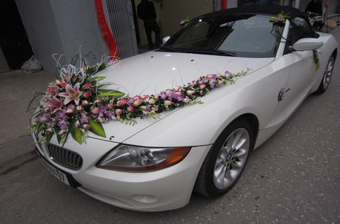 Xe Cưới BMW M3,Xe Cưới Mui Trần BMW M3