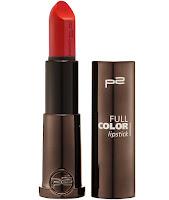 p2 Neuprodukte August 2015 - full color lipstick 030 - www.annitschkasblog.de