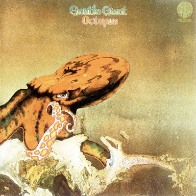 Gentle Giant - Octopus 1972 (UK, Symphonic Prog)