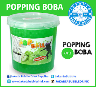 distributor supplier jual popping boba