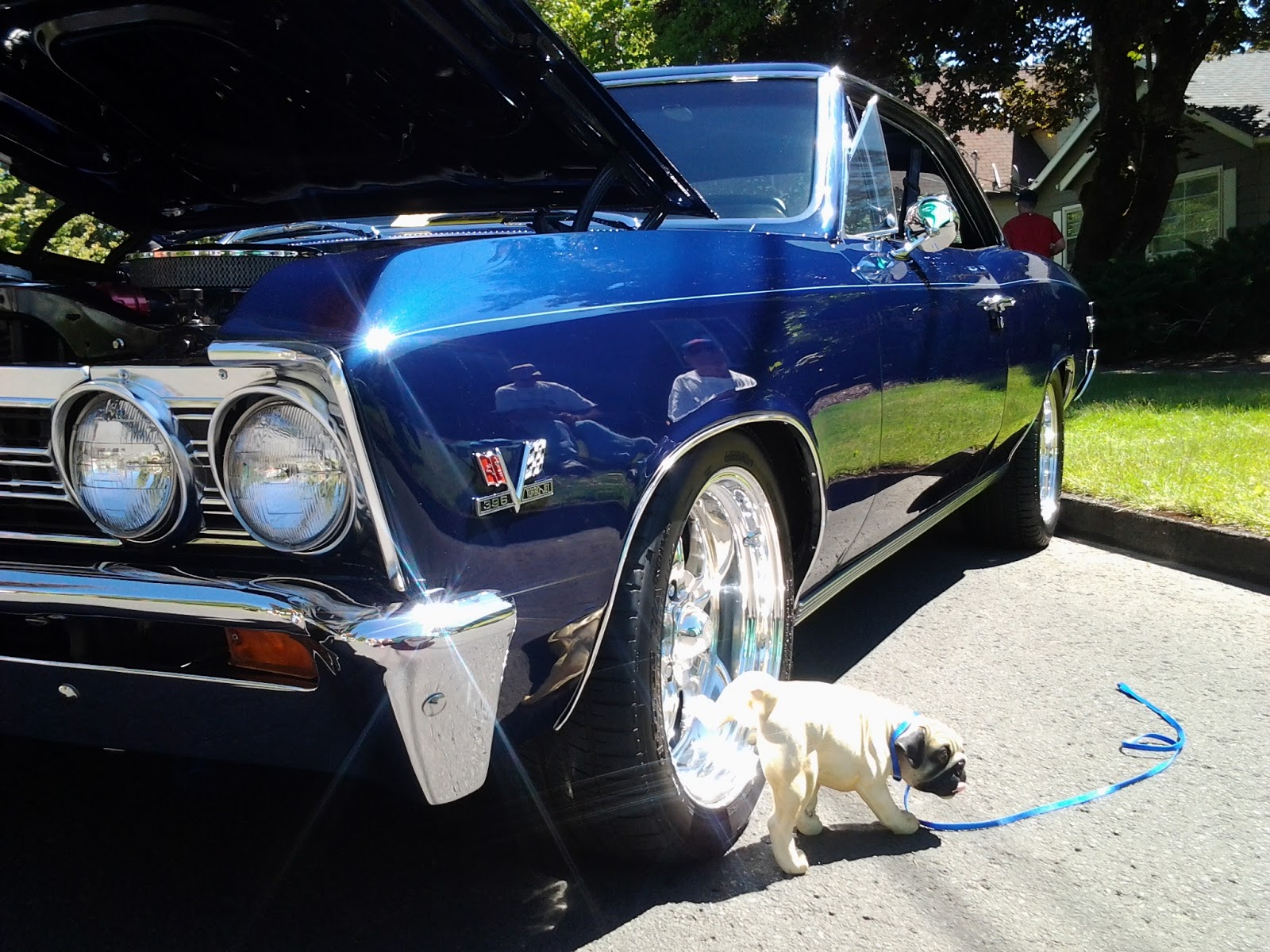 Excellent Classic and Custom Car Show in Oregon - Cruisin\' Sherwood ...