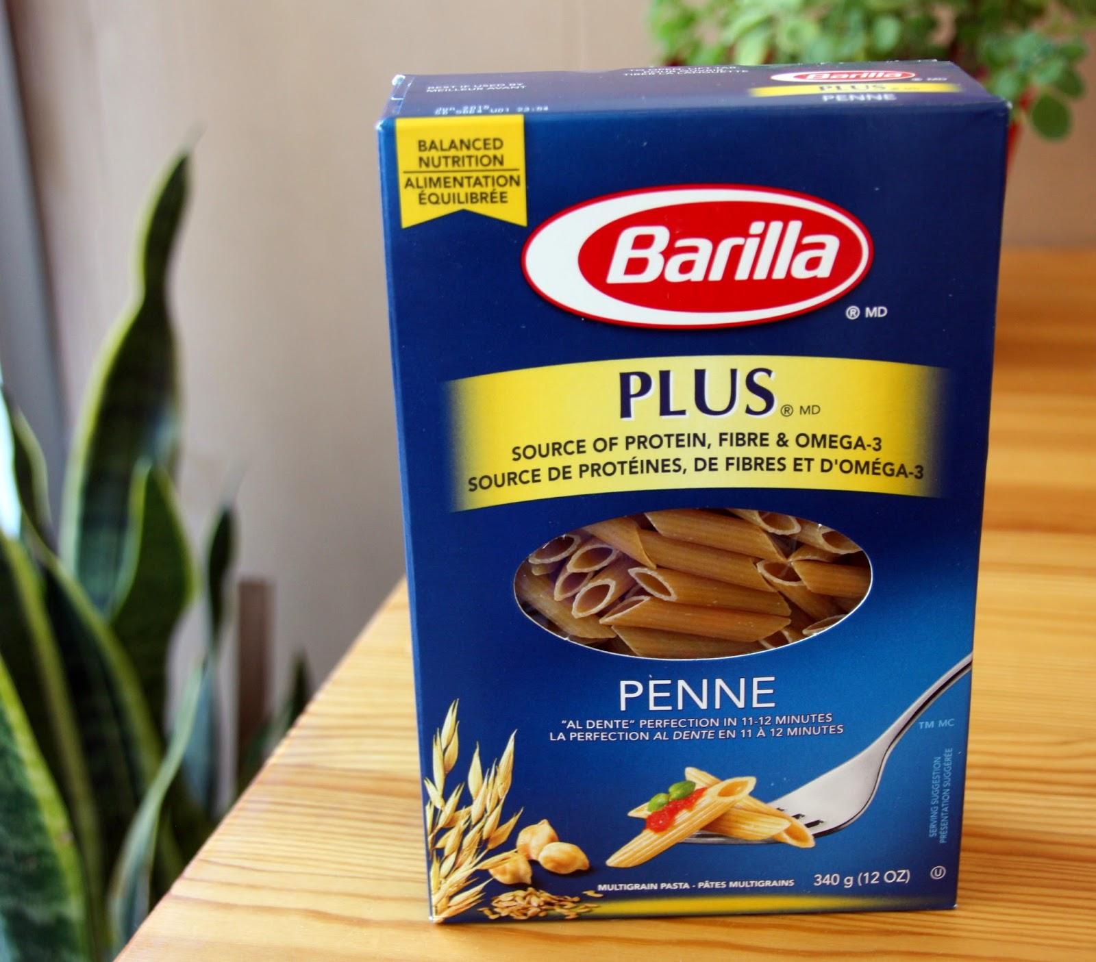 Barilla Plus pasta