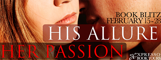 GIVEAWAY: His Allure, Her Passion by Juliana Haygert