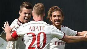 Palermo 1 : 2 AC Milan