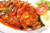 ikan nila saus padang