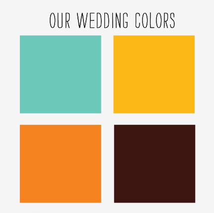 Color Color Everywhere Weddingbee