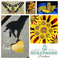 Scrapbook Boutique's current challege