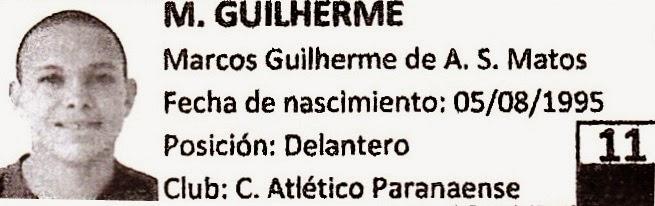 Marcos Guilherme, Atlético Paranaense