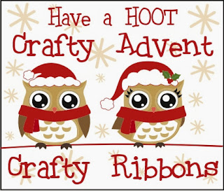 Crafty ribbons Advent event