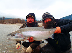 Spring Steelhead @ Spey Lodge