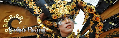 Banyuwangi Ethno Carnival 2013