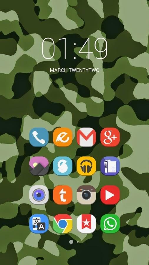 Download Stock UI Icon Theme Apex Nova v15.0 Apk