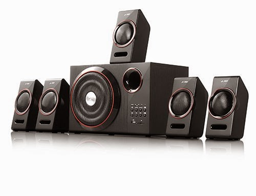 F&D F3000U 5.1 Multimedia Home Theatre Speaker for Rs 4049