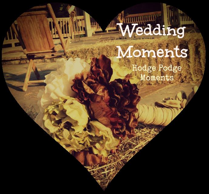 Wedding Moments: Leaving Home