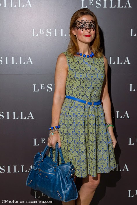 Le Silla Anniversary party, Fashion and Cookies, fashion blogger
