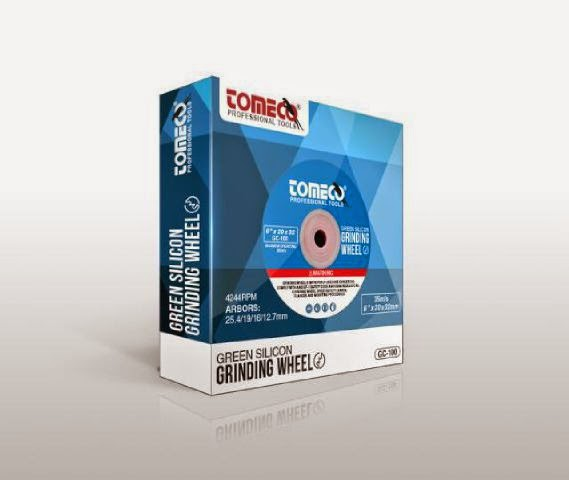 Grinding Wheel Tomeco - Batu Gerinda Duduk Tomeco - Importir Batu Gerinda Duduk