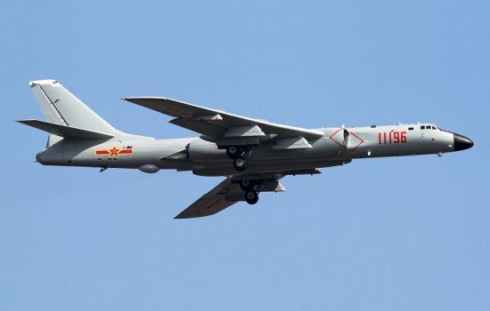 Pembom Xian H-6