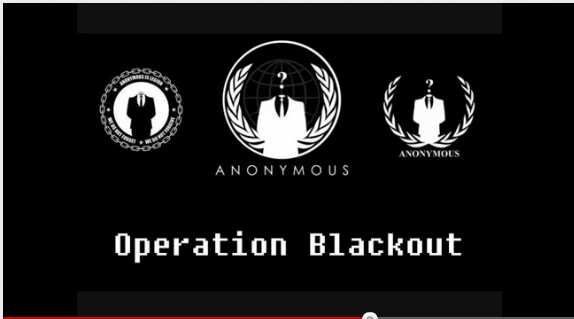 Anonymous inicio la guerra virtual contra EEUU