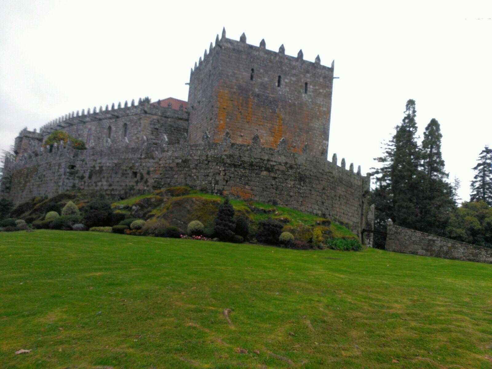 Visita al Castillo de Sotomayor