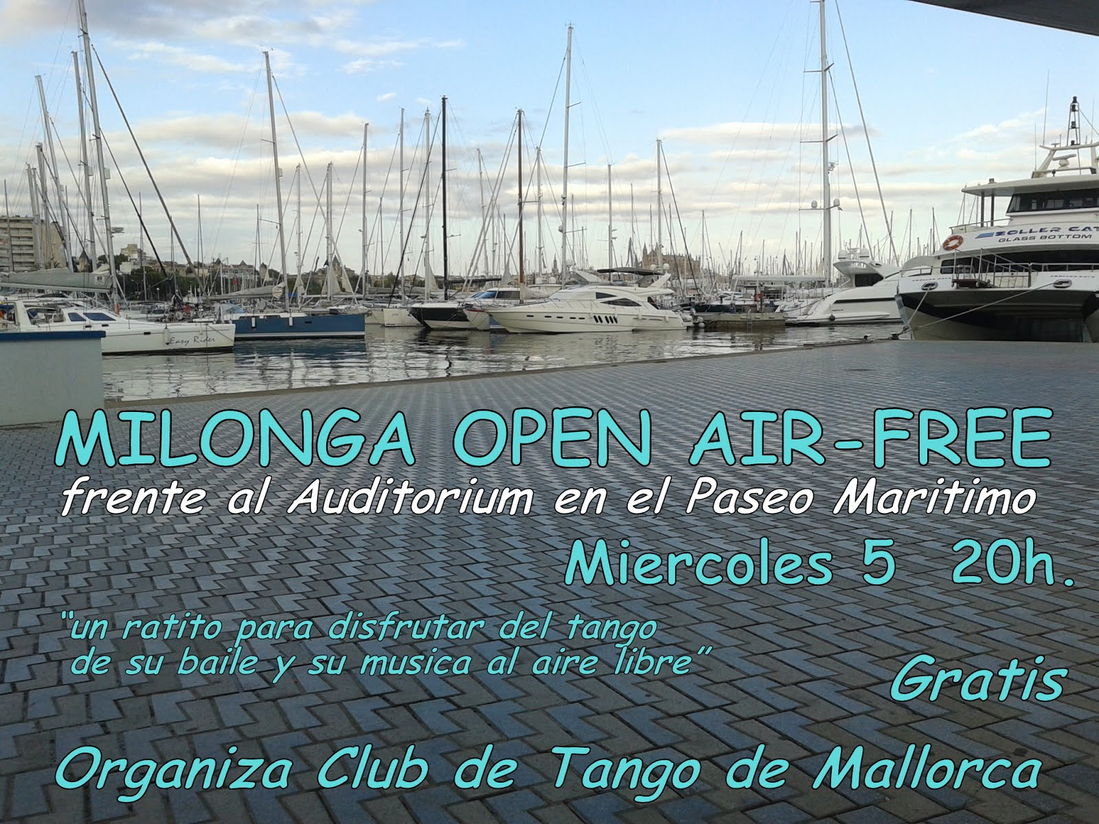 Milonga Open Air
