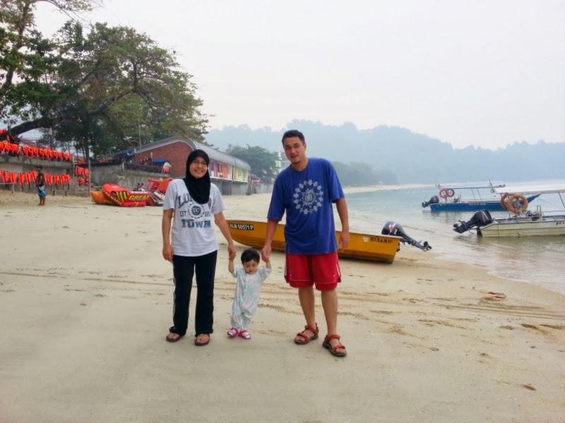 Family Vacations - Pulau Pangkor :)