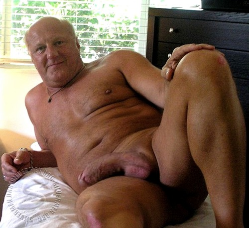 Fugly Old Guys With Massive Cocks