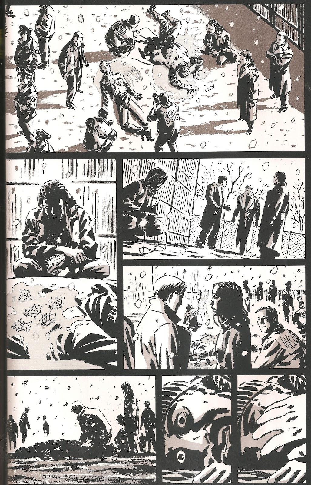 Aesthetic Nerdom: Gotham Central: A Retrospective