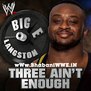 "Music » Download Big E Langston New Official Theme ""Three Ain't Enough"" By ""Jim Jihnston"" Free Mp3"