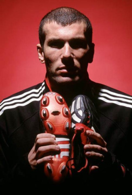 Adidas Predator rot weiß 1994