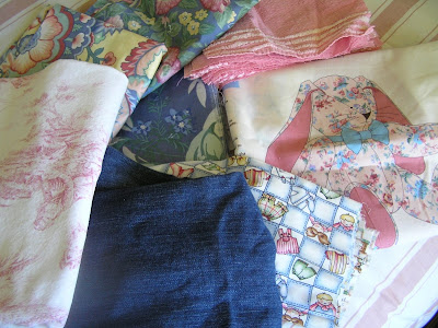 The Great Quilt Drought of 2013 ends in a fabric fluff frenzy