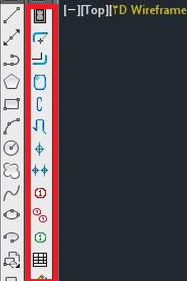 الاضافة عبارة عن برنامج Auto Rebar يتم تنصيبه بعد تحميله من اوتوديسك فيتم تفعيله تلقائيا على شاشة الاوتوكاد اثناء فتح برنامج الاوتوكاد قائمته موضحة بالصورة