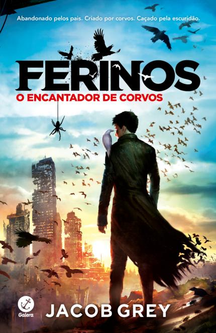 Next Release: Pré-Venda do Livro O Encantador de Corvos Série Ferinos #1