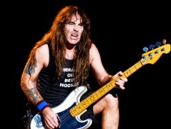 Conciertos de Steve Harris British Lion en Madrid y Sevilla en julio