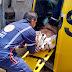 Carro Forte capota e deixa vigilantes feridos na BR 304 em Mossoró-RN