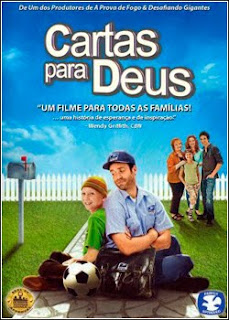 Download - Cartas para Deus - DVDRip AVI - Dublado