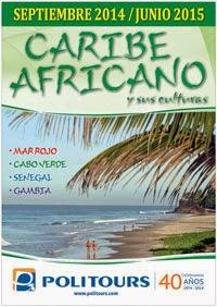 Politours Catálogo Caribe Africano