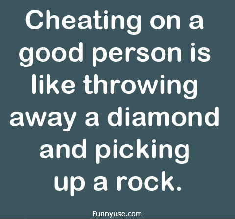 the cheaters quotes on...