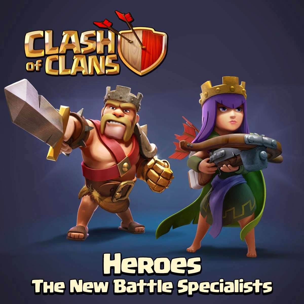 COC Indonesia 1945: Mengenal Clash of Clans