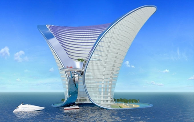The world most expensive hotel beirut lebanon 2012 for The most expensive hotel in the world