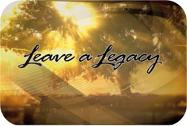 On Legacy and Why It Matters ~ with Joyce Oglesby