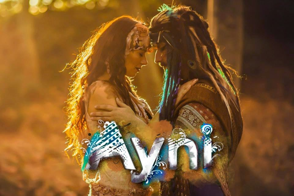 "ESPECTACULO ""AYNI""- 31/05/2015"