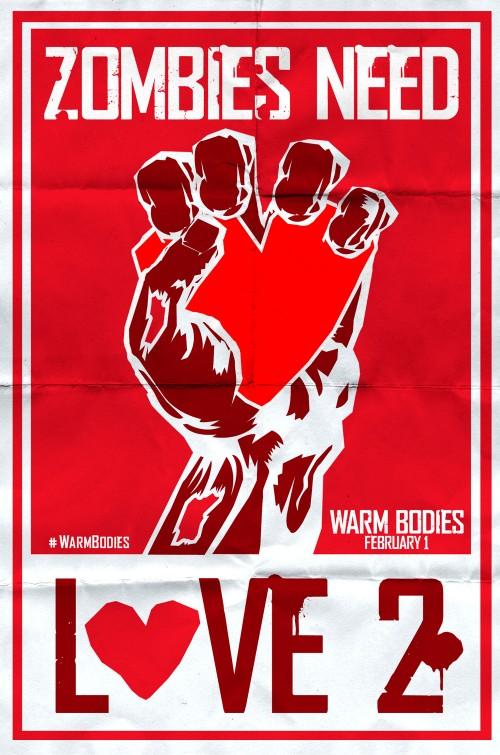 PhimHP.com Poster phim Tinh yeu Zombie Warm Bodies 2013 09 Tình Yêu Zombie