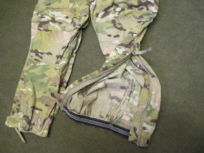 US ARMY MULTICAM COLD WEATHER SOFT SHELL TROUSERS b