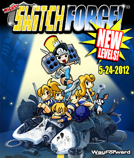 Mighty Switch Force DLC